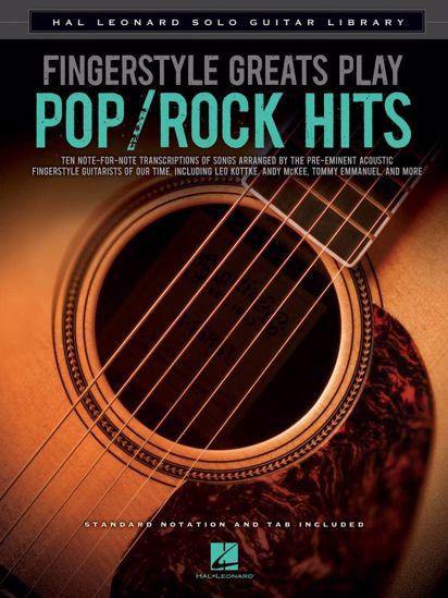 POP/ROCK HITS FINGERSTYLE GREATS PLAY