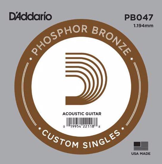 Struna D'Addario za Ak.Kitaro PB047