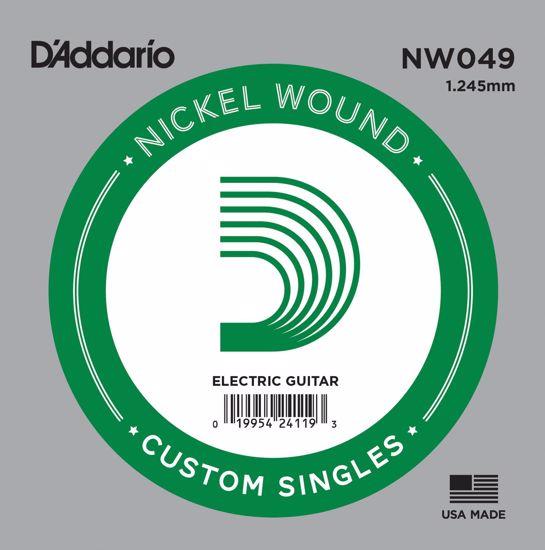 Struna D'Addario za E-Kitaro NW049