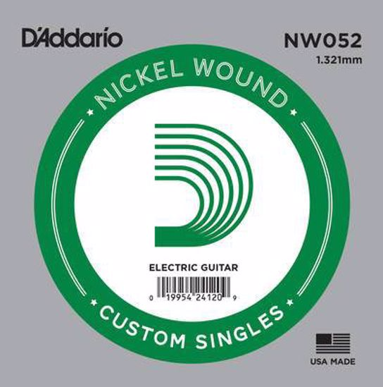 Struna D'Addario za E-Kitaro NW052