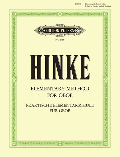 HINKE:ELEMENTARY METHOD