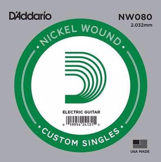 Struna D'Addario za E-Kitaro NW080