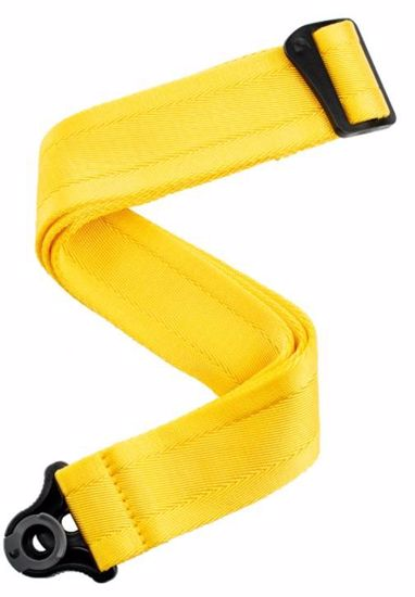 PAS ZA KITARO PLANET WAVES Auto Lock Guitar Strap mellow ylm