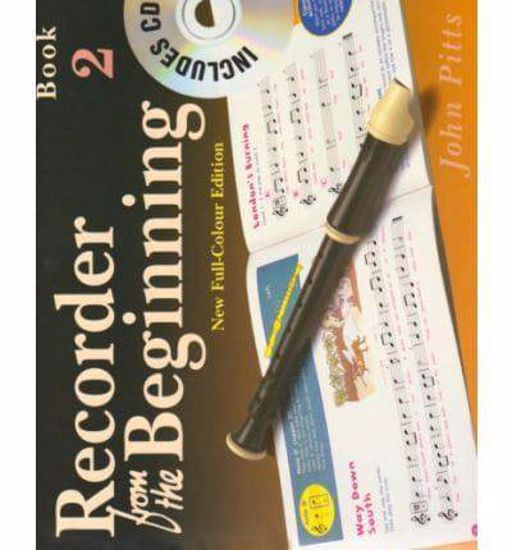 RECORDER FROM THE BEGINNING 2+CD