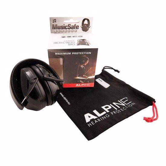 Glušniki za ušesa Alpine MusicSafe Earmuff