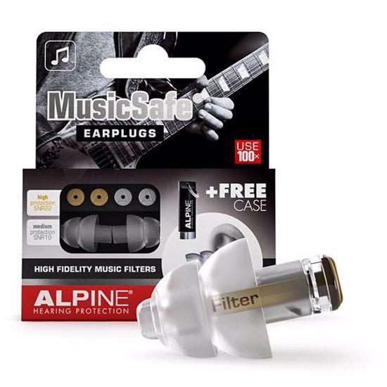 Čepki za ušesa Alpine musicsafe