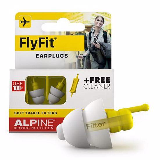 Čepki za ušesa Alpine Flyfit