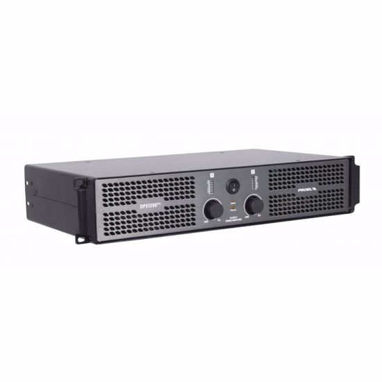 PROEL KONČNA STOPNJA DPX1200PFC CLASS D POWER AMPLIFIER WITH SMPS AND PFC