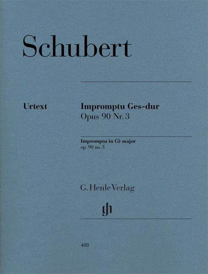 SCHUBERT:IMPROMPTU  OP.90/NO.3