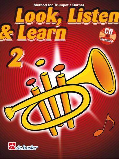 LOOK, LISTEN & LEARN 2 TRUMPET