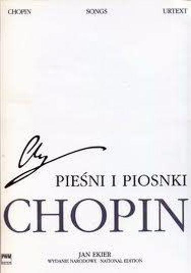 CHOPI/EKIER:WALTZES NATIONAL/PIESNI I PIOSNNKI