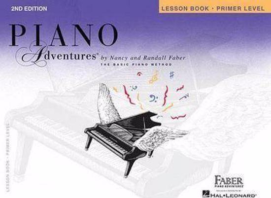 FABER:PIANO ADVENTURES LESSON BOOK  PRIMER