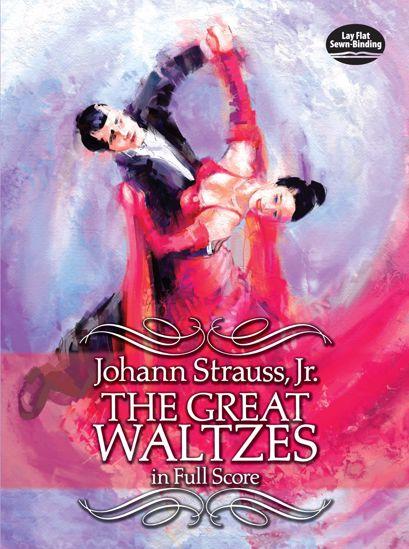 STRAUSS J.:THE GREAT WALTZES FILL SCORE