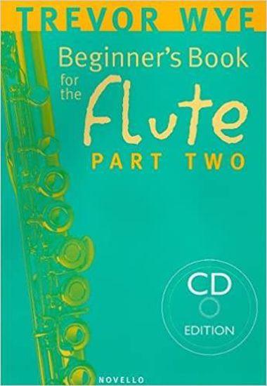 WYE:BEGINNER'S BOOK FLUTE 2 +CD