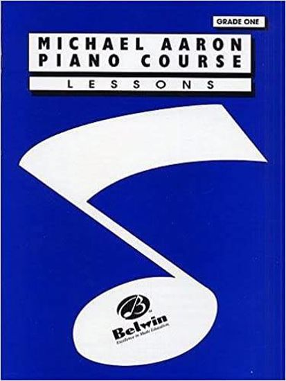 AARON:PIANO COURSE LESSONS 1