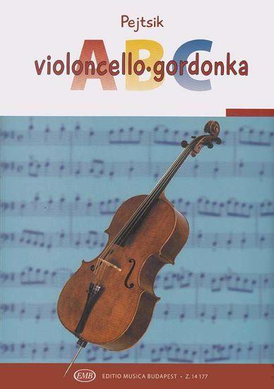 PEJTSIK:VIOLONCELLO ABC 1