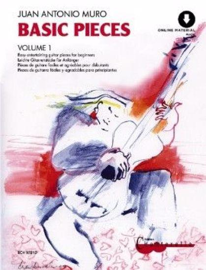 MURO:BASIC PIECES 1 + CD +FREE ONLINE AUDIO