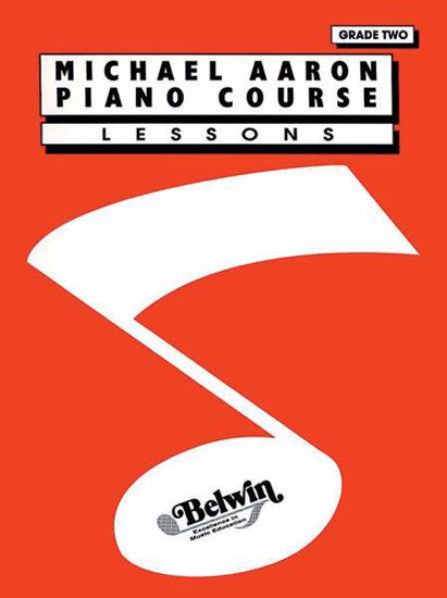 AARON:PIANO COURSE LESSONS 2