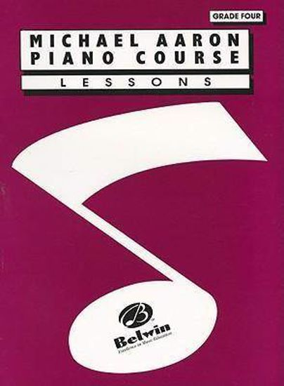 AARON:PIANO COURSE LESSONS 4