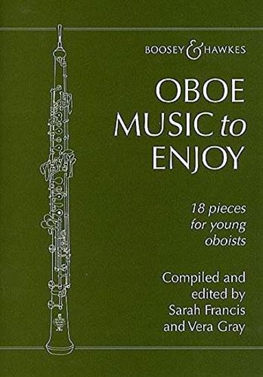 GRAY F:OBOE MUSIC TO ENJOY