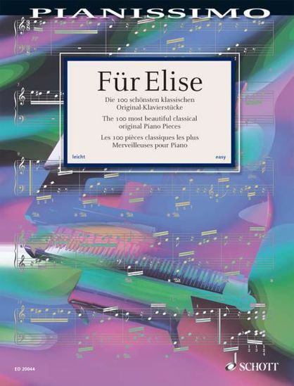 FUR ELISE/THE 100 MOST BEAUTIFUL CLASSICAL PIECES