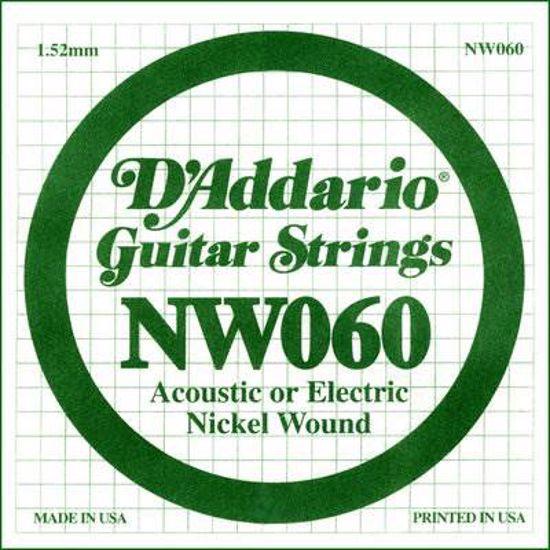 Struna D'Addario za E-Kitaro NW060