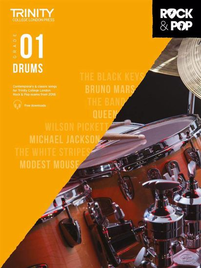 TRINITY COLLEGE ROCK & POP DRUMS 01