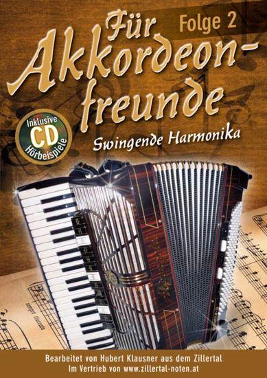 FUR AKKORDEON FREUNDE 2 +CD