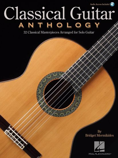 CLASSICAL GUITAR ANTHOLOGY +AUDIO ACC.