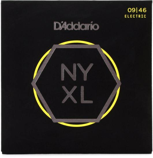 Strune D'Addario el. kitara NYXL0946  009-046