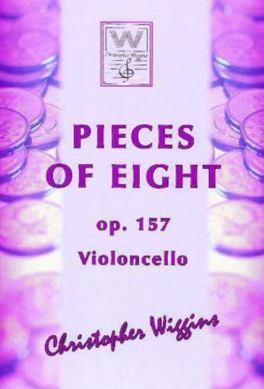WIGGINS:PIECES OF EIGHT OP.157 CELLO AND PIANO