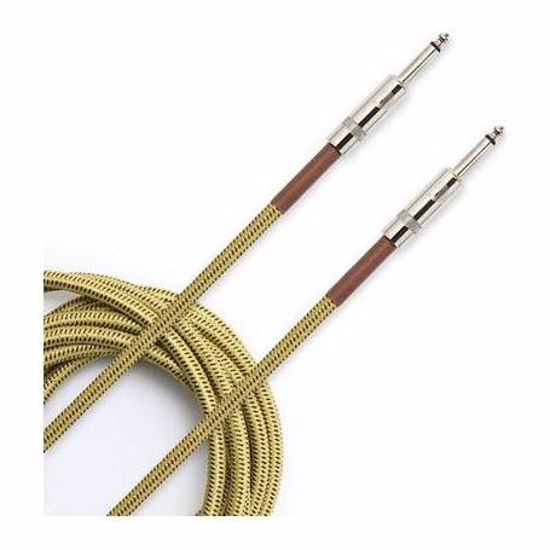KABEL PLANET WAVES KITARSKI 4,5M Braided Instrument Cable - TW