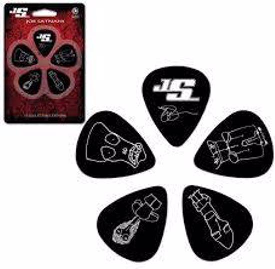 DRSALICE PLANET WAVES Joe Satriani SIGNATURE GUITAR PICKS 0,70 10 Pack