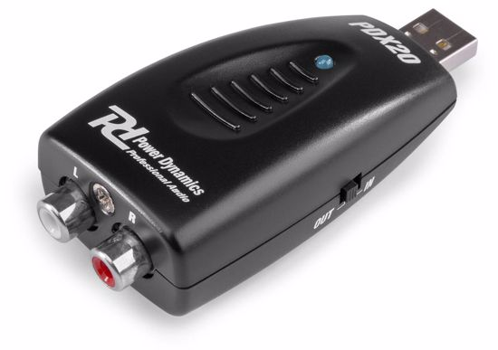 Power Dynamics PDX20 Digital/Analog Audio Interface
