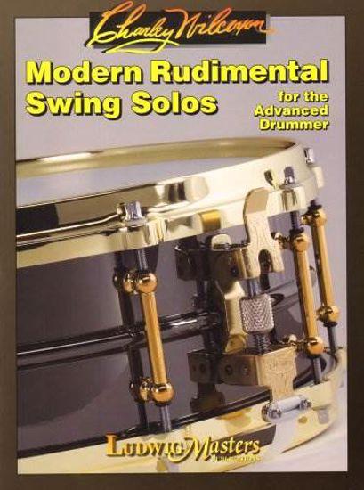 WILCOXON:MODERN RUDIMENTAL SWING SOLOS