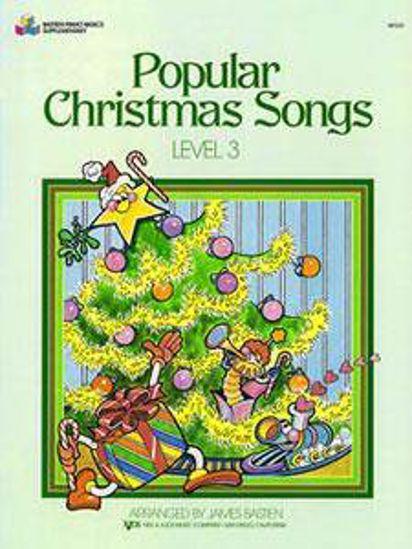 BASTIEN:POPULAR CHRISTMAS SONGS LEVEL 3