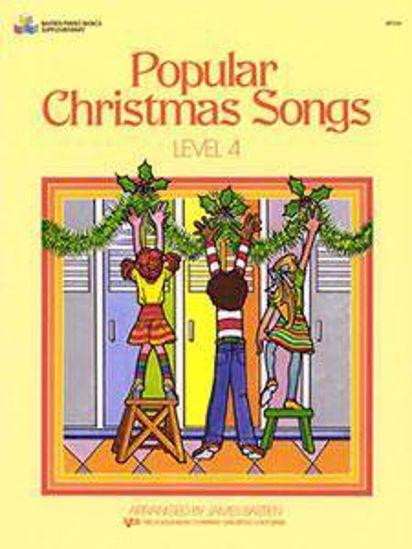 BASTIEN:POPULAR CHRISTMAS SONGS LEVEL 4