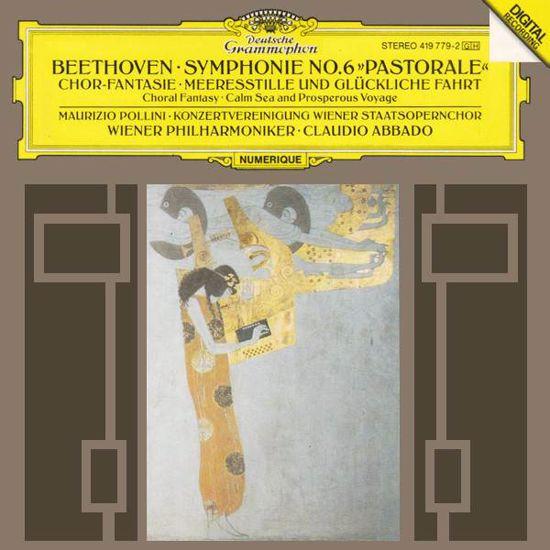 BEETHOVEN - SYMPHONIE.NO.6 PASTORALE/ABBADO