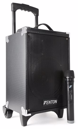 FENTON PRENOSNO BATER.OZVOČENJE ST050 BT/MP3/USB/SD/VHF