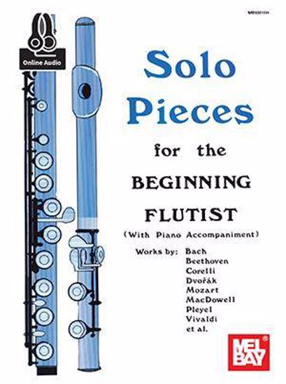 SOLO PIECES FOR THE BEGGINNING FLUTIST +AUDIO ACCESS