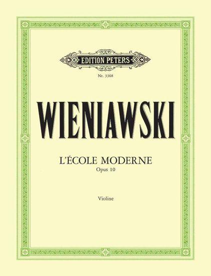 WIENIAWSKI:L'ECOLE MODERNE OP.10