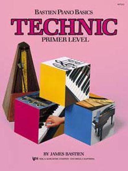 BASTIEN:PIANO BASICS TECHNIC PRIMER LEVEL