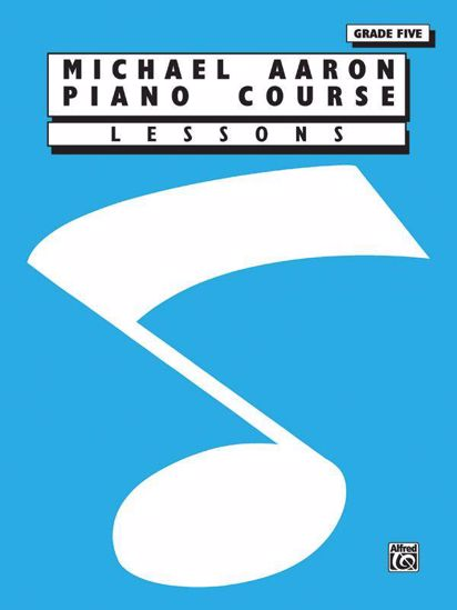 AARON:PIANO COURSE LESSONS 5