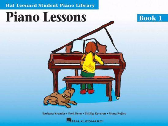 HAL LEONARD PIANO LESSONS BOOK 1