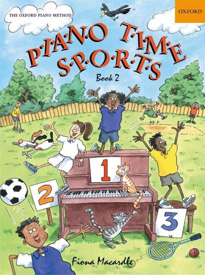 MACARDLE F:PIANO TIME SPORT BK 2