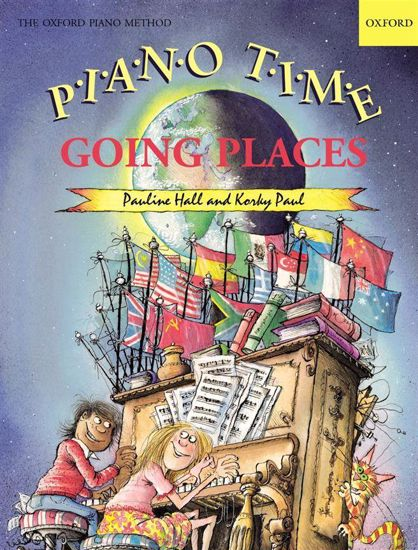 HALL P;PIANO TIME GOING PLACES