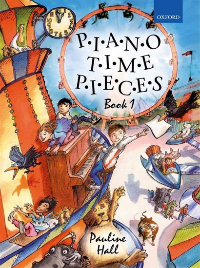 HALL P.:PIANO TIME PIECES BK 1