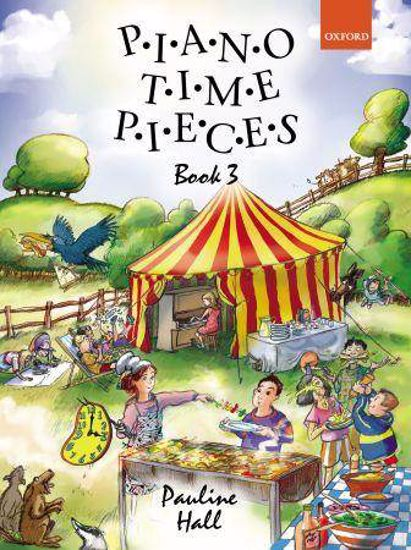 HALL P.:PIANO TIME PIECES BK 3