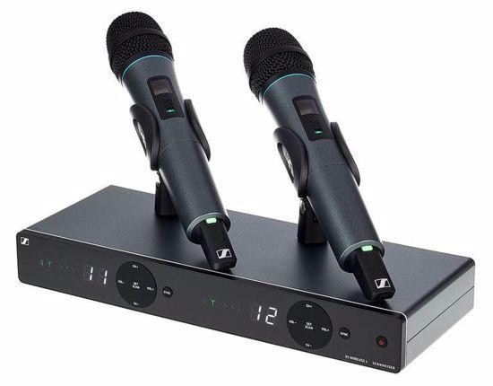 SENNHEISER MIKROFON XSW 1-825 Dual-B vocal set