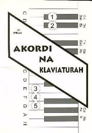 AKORDI NA KLAVIATURAH